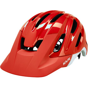 Kask Caipi Helm red